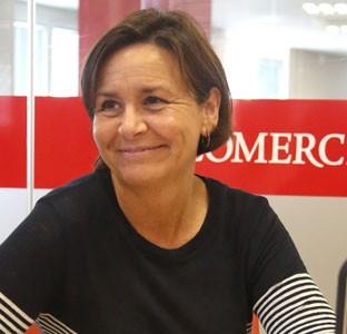 Carmen Moriyón, candidata a la reelección como alcaldesa de Gijón, responde