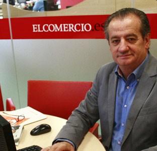 Nicanor García, candidato de Ciudadanos a la Presidencia del Principado