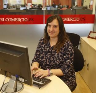 Rebeca Alonso.Directora Científica y cofundadora de Nanovex Biotechnologies