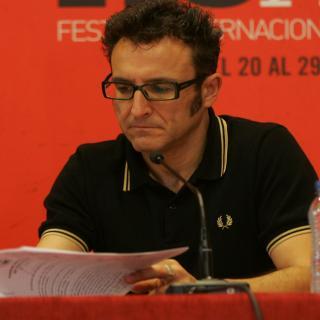José Luis Cienfuegos, Director del Festival Internacional de Cine de Gijón