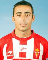 Diego Castro, Jugador del Sporting de Gijón
