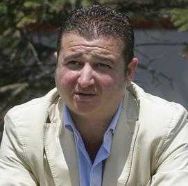 Emilio de Dios. Director Deportivo del Sporting de Gijón