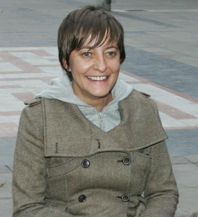 Eva Hache. Cómica y presentadora