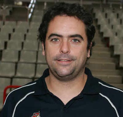 Entrenador del Viopisa Gijón Baloncesto