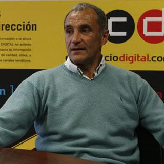 Joaquín Alonso, ex jugador del Sporting de Gijón