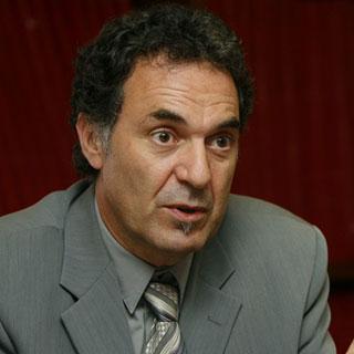 José Ramón Quirós. Consejero de Salud