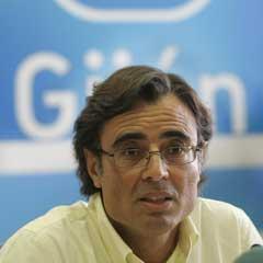 Eduardo Junquera, concejal del PP en el Ayuntamiento de Gijón
